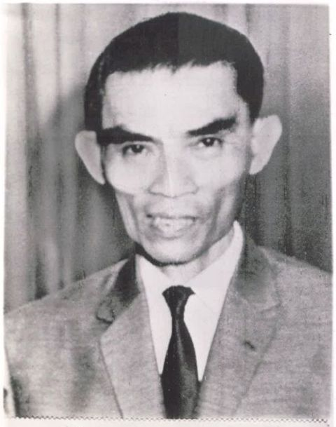 Trần Văn Văn (1908-1966) © 1966 AP Wire photo