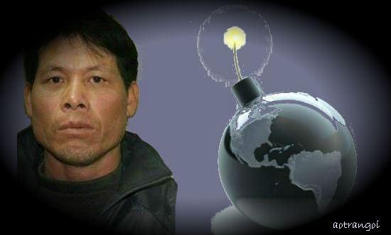 "La ""bombe à retardement"" Doan Van Vuon sur le blog Chim Bao Bao © 2012"