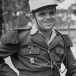 Chân dung một lính Lê dương người Đức trong quân đội Pháp đóng tại Lạng Sơn.