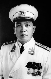 Le général Giap © AFP Photo / Ho / VNA