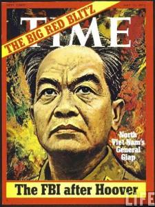 La couverture du Time sur l'Offensive de Pâques en 1972 © Time