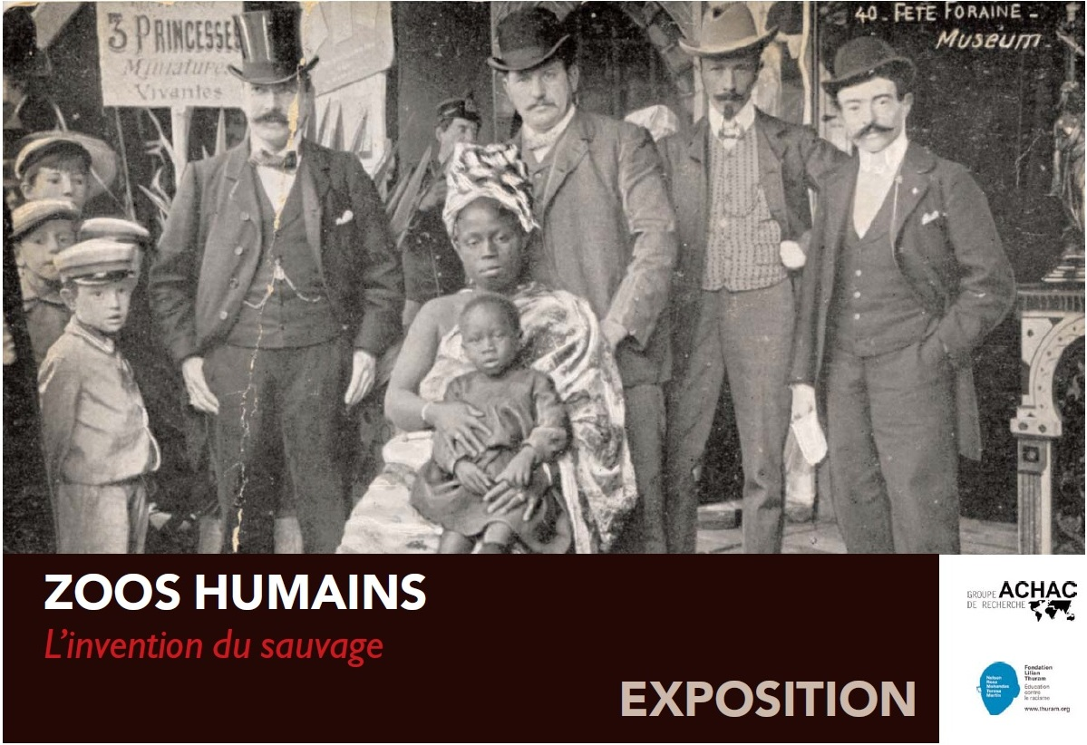 Exposition rencontres sauvages