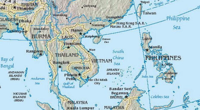 Les enjeux géopolitiques du Viêt Nam – Hérodote n° 157 / 2015