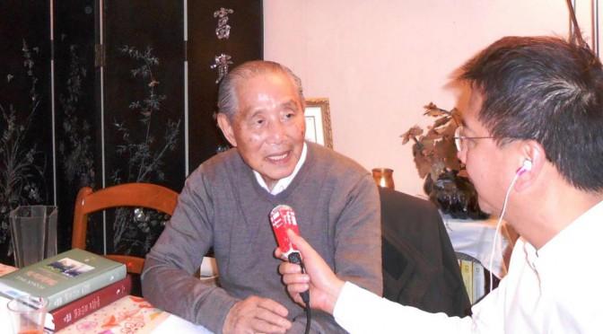 GS Vũ Quốc Thúc: «Phải chọn con đường vì dân tộc» [RFI]