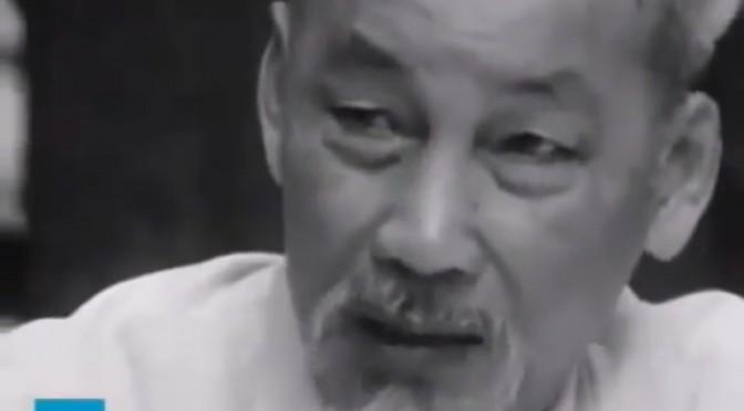 Interview avec Ho Chi Minh, 5 juin 1964 – Cinq colonnes à la une [INA]