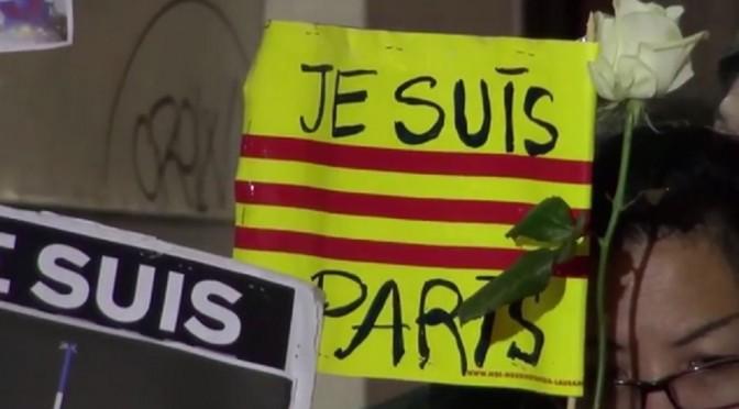 Người Việt ở Paris tưởng niệm nạn nhân khủng bố [RFA] + [BBC]