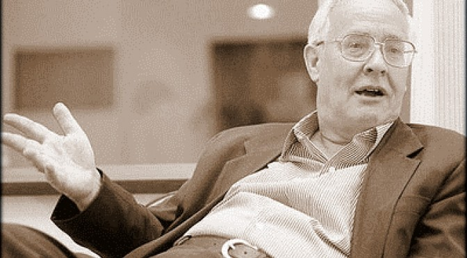 Indonesianist Benedict Anderson dies at 79 [Jakarta Post]