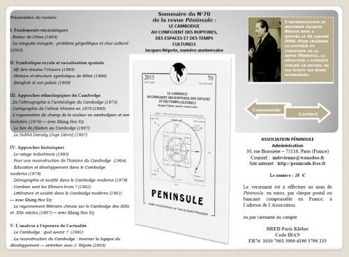 Péninsule70