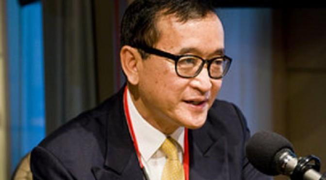 Cambodge : nouvel exil pour le chef de l'opposition menacé d'emprisonnement [Le Monde]