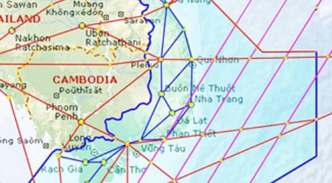 Hàng chục chuyến bay Trung Quốc xâm phạm vùng kiểm soát của Việt Nam [VnExpress]