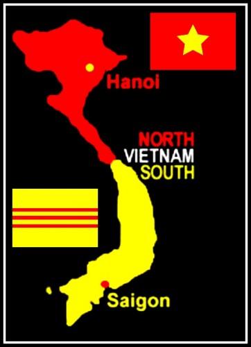 DividedVietnamMap