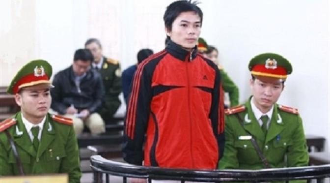 Peine réduite pour un homme condamné pour troubles à l'ordre public [Le courrier du Vietnam]