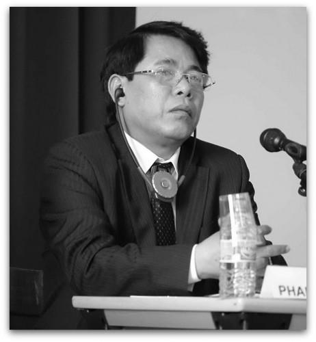 Phan Xuan Son © DdM