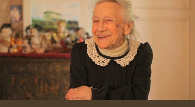 Études birmanes : décès de Denise Bernot (1922-2016)