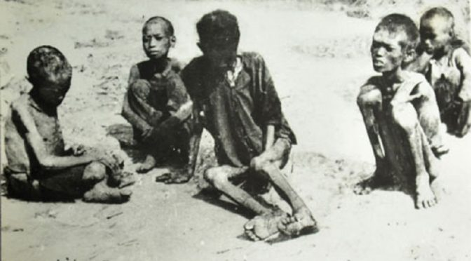 Gregg Huff: Vietnam's 1944-1945 Famine – Explanations, Responsibility and Revolution