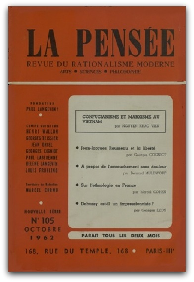lapensee10-1962_couv