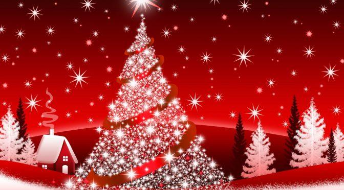 Chúc mọi người có một mùa giáng sinh ấm áp và an lành