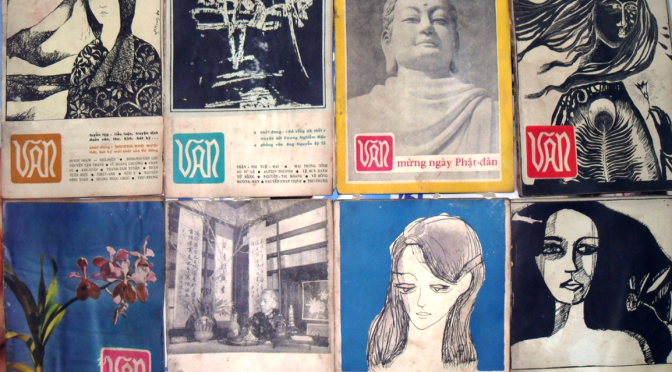 Tạp chí Văn (1964-1975) – Nguyễn Đình Vượng : un panorama des idées littéraires et philosophiques au Sud Viêt-Nam