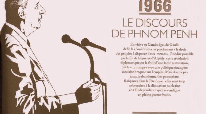 Christopher Goscha : 1er septembre 1966 – Le discours de Phnom Penh