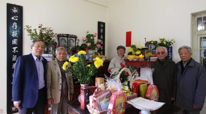 Hồ Anh Hải : Kỷ niệm 110 năm phong trào yêu nước Đông Kinh Nghĩa Thục [Ba Sàm]