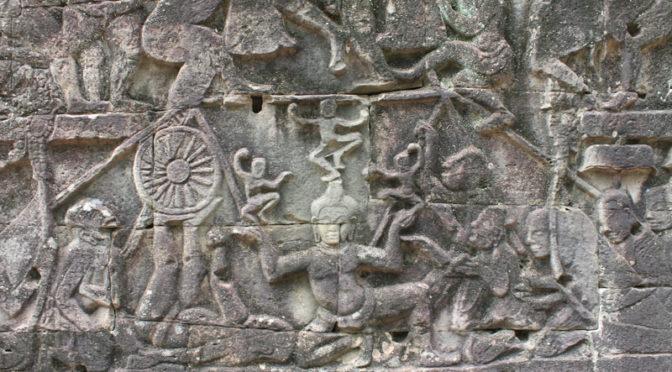 Le passé des Khmers – CR de lecture par Elisabeth Beauvallet