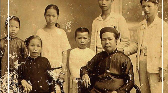 Nguyên Ngoc Châu : Le temps des Ancêtres [parution]
