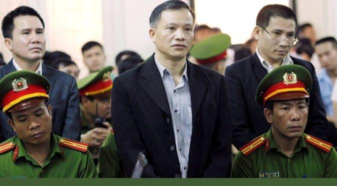 «La démocratie n'est pas un crime» – Hanoi, 5 avril 2018