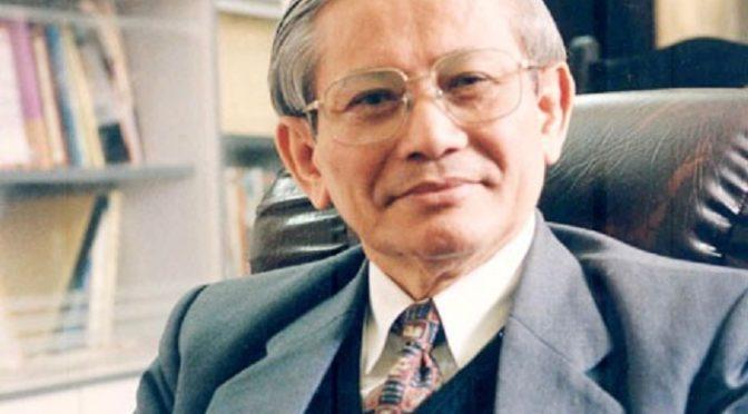 Disparition de l'historien Phan Huy Lê (1934-2018)