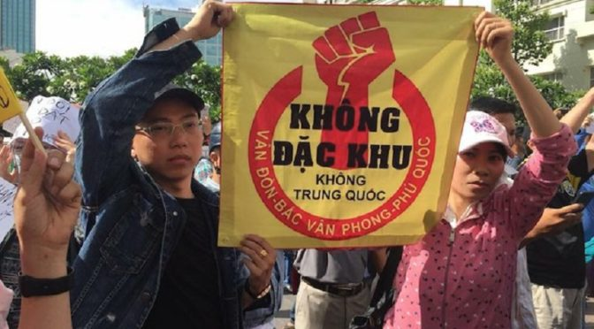 Angie Ngoc Tran : Workers say no to Vietnam's 'Special Exploitation Zones'