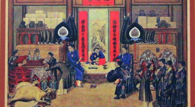 Giáo sư Nguyễn Thế Anh : Theo dòng lịch sử [Tạp chí Xưa và Nay]
