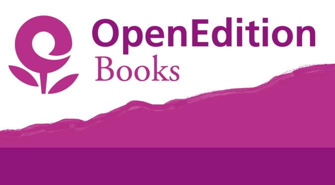Les publications de l'IRASEC en libre accès sur Open Edition