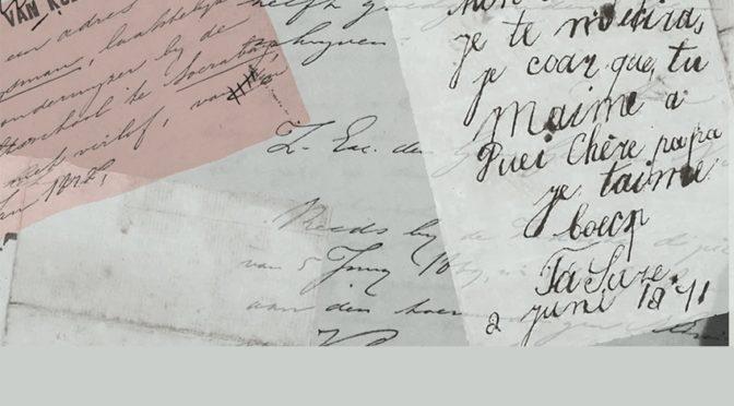 table ronde «Au coeur de l'archive coloniale» mercredi 20 mars (EHESS)