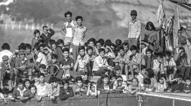 Gary Jones : Skyluck, the ship that smuggled 2,600 boatpeople to Hong Kong – and freedom