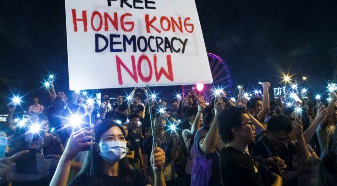 Hong Kong : 3 mois de révolte [presse]