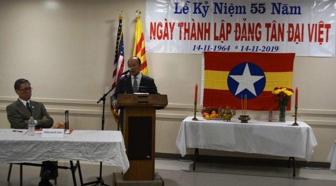 Le «Néo Dai Viêt» fête ses 55 ans d'existence