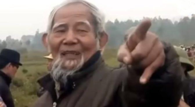 Dong Tam, le combat de villageois pour conserver leurs Terres