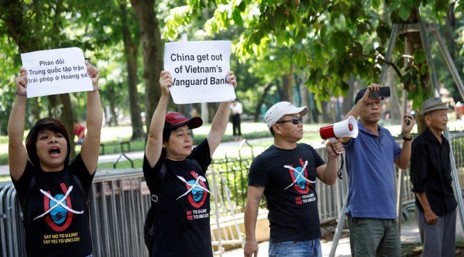 Mer de Chine méridionale : Défis et opportunités… [colloque 27/02/2020]