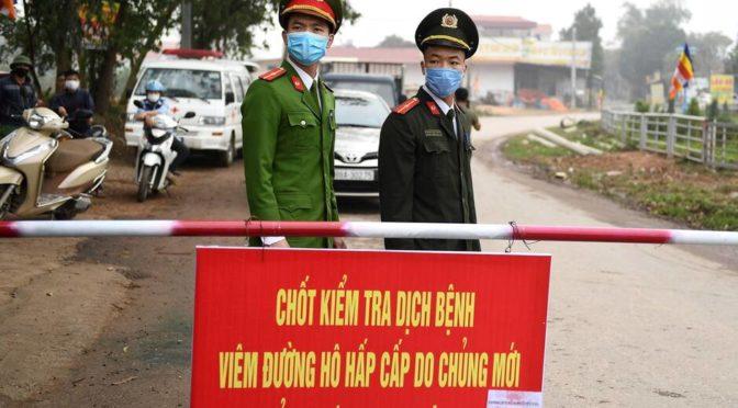 Coronavirus: au Vietnam, une commune près de Hanoï placée en quarantaine [RFI]