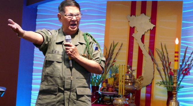 Décès du général Lê Minh Dao (1933-2020)