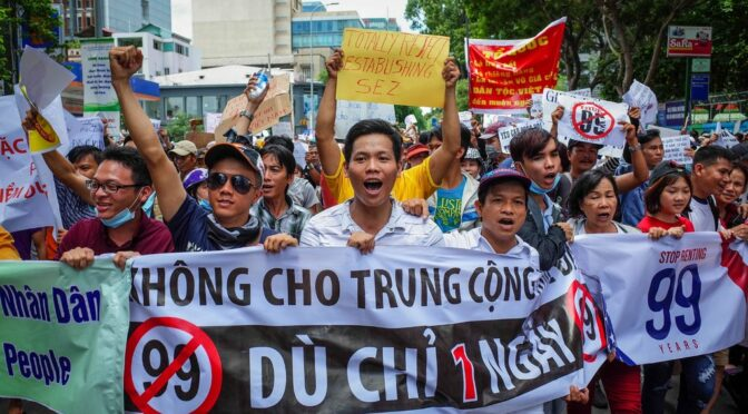 """How Hanoi is Leveraging Anti-China Sentiments Online » by Dien Nguyen An Luong [ISEAS]"