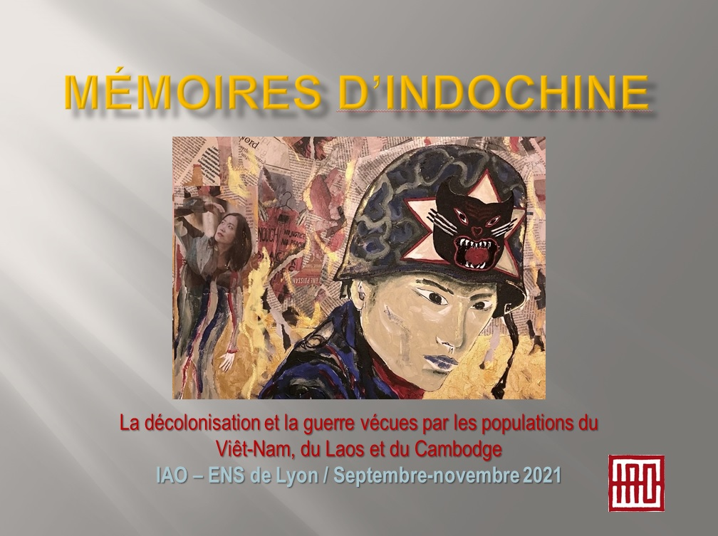 Mémoires d'Indochine – Synopsis 2021