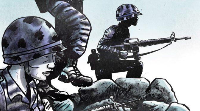 Cao Xuân Huy – En mars fusils brisés [parution]